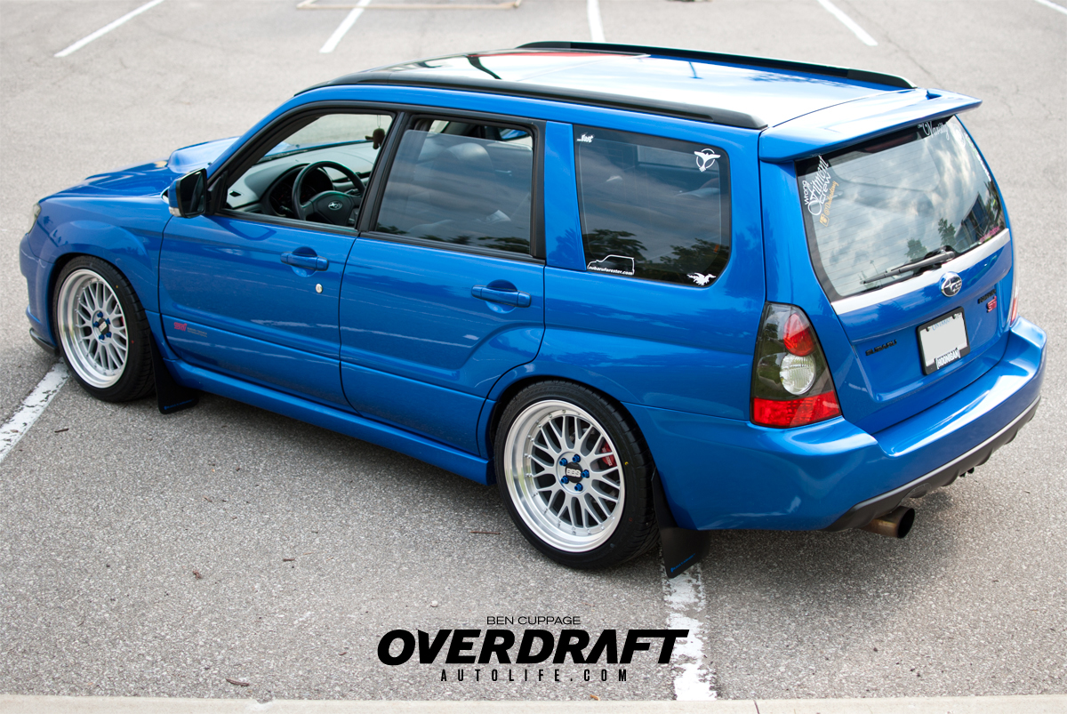 Cobb Accessport V2 >> The Famous WRB Forester XT - Overdraft Auto Life