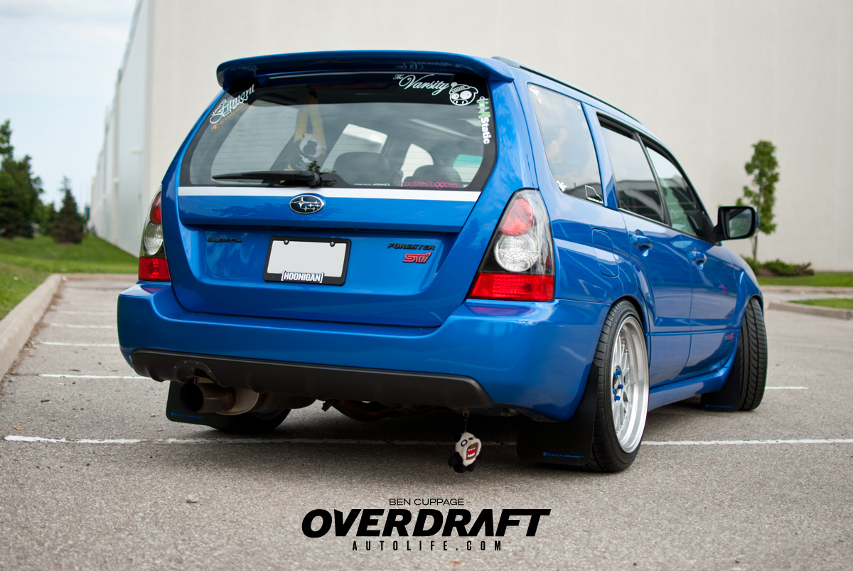The famous wrb forester xt overdraft auto lifeoverdraft auto life forester rear vanachro Choice Image