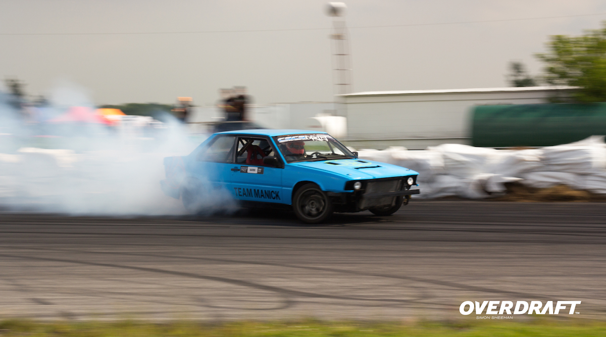 When the Smoke Clears: Drifting at CSCS Shannonville